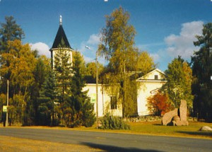 Vesanto Church 1996
