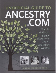 Unoffical Guide to Ancestry.com